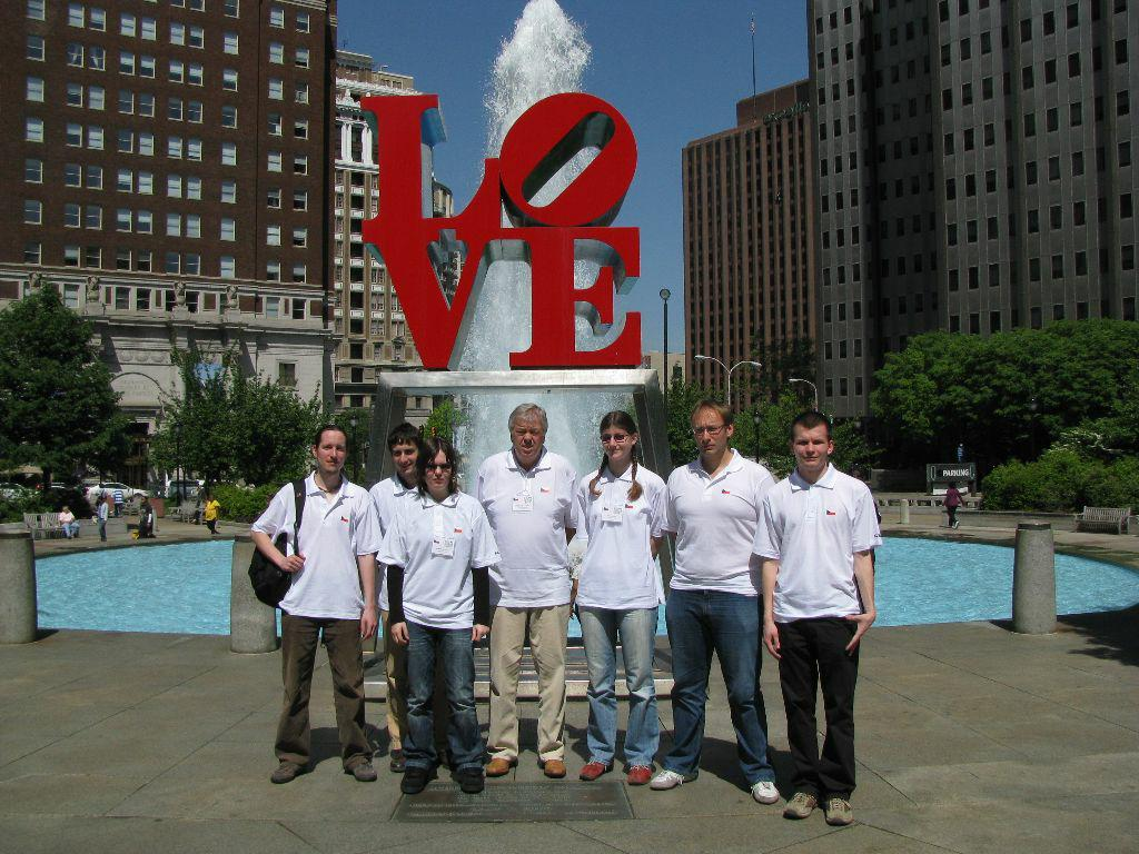 tým WSC 2010